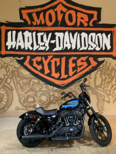 2018 HD XL 1200NS - Sportster Iron 1200<sup>™</sup>