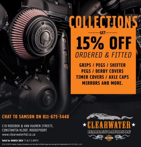 H-D Collections Promotion