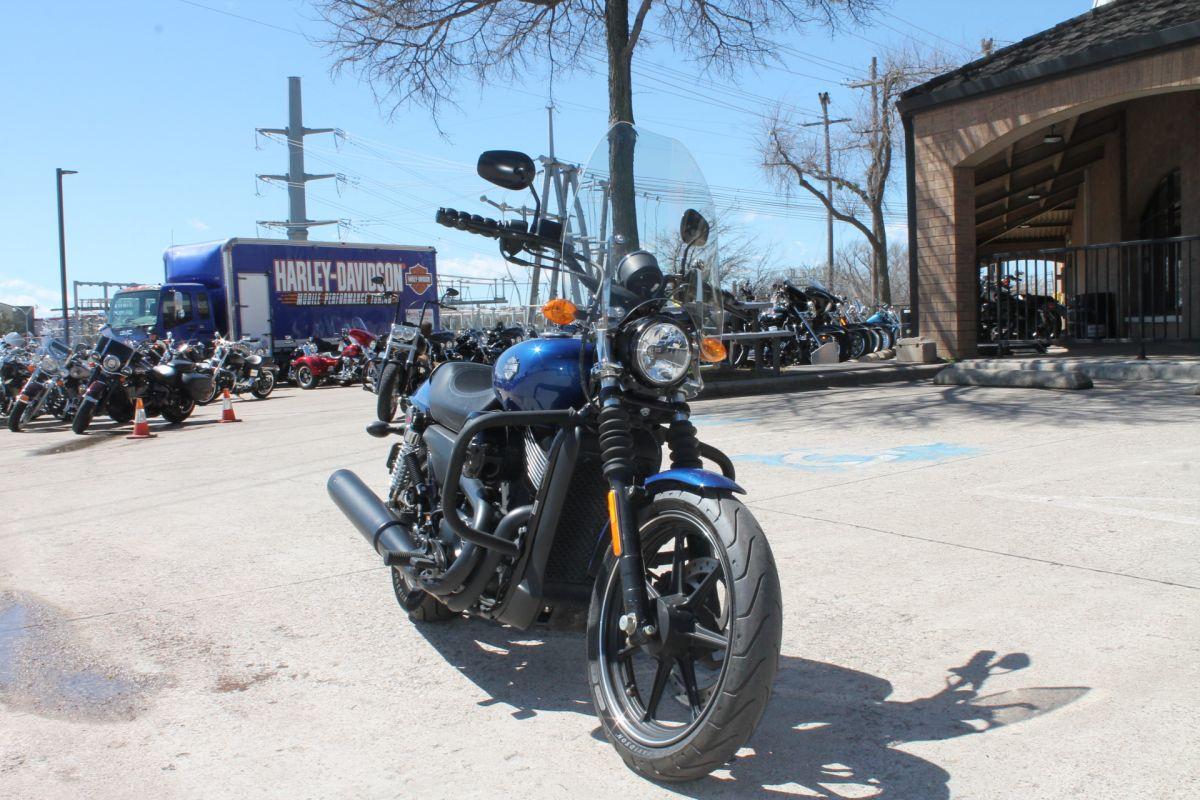 2016 Harley-Davidson®  Street<sup>®</sup> 750    XG750