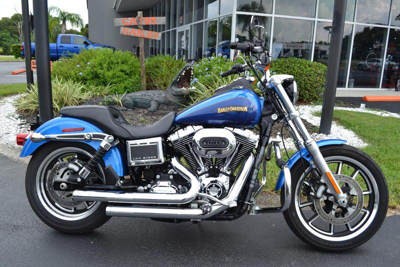 Harley-Davidson® FXDL - Low Rider®