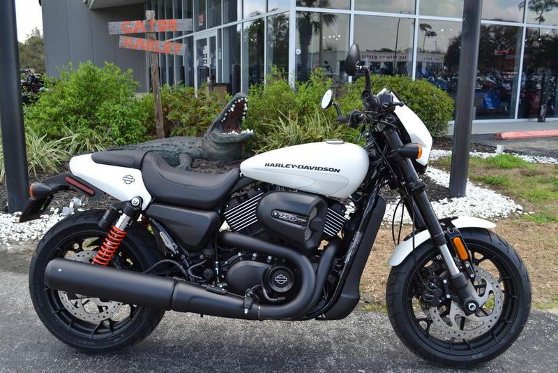 Harley-Davidson® XG750A - Street Rod™