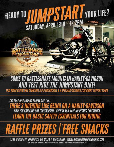 RMHD New Riders Workshop