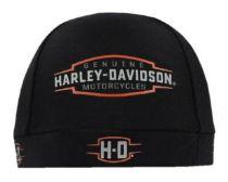 Men's Velocity H-D Logo Stretchy Skull Cap