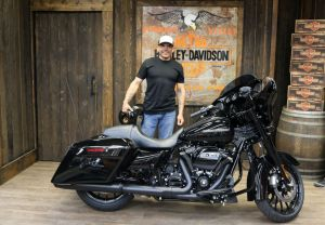 Johns new Street Glide Special!