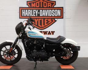 2018 HARLEY-DAVIDSON SPORTSTER IRON 1200 XL1200NS