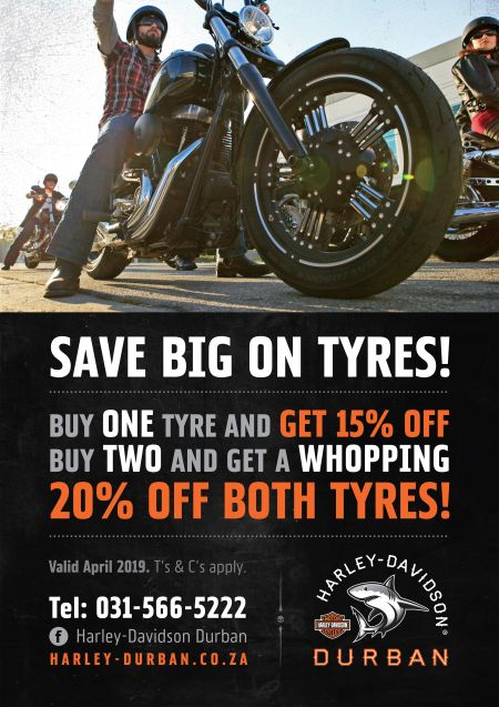 Save BIG on tyres!