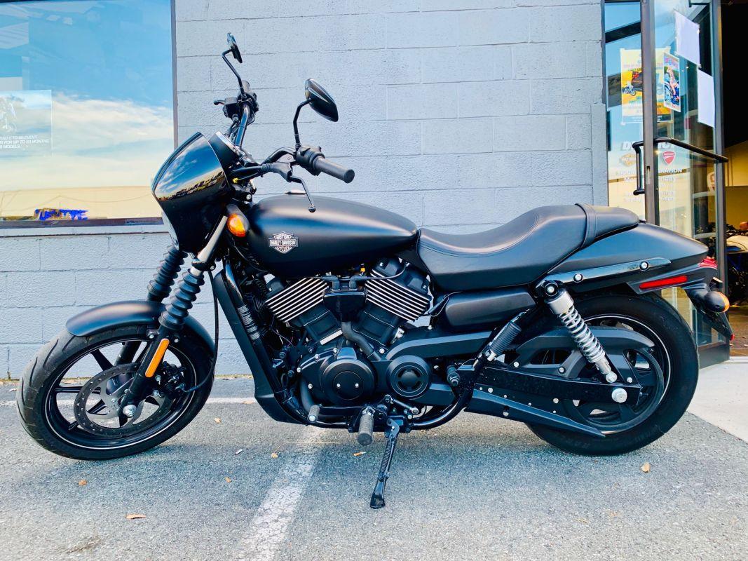 2016 Harley-Davidson XG 750