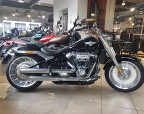 2018 Harley Davidson Softail Fat Boy 114