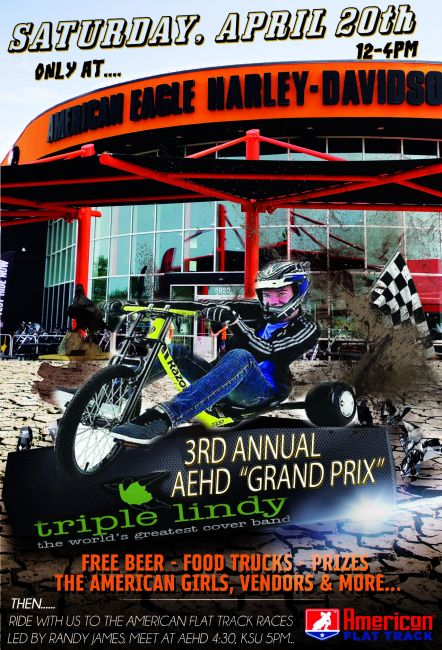 3rd Annual AEHD Grand Prix Races