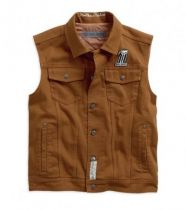 Mens GARAGE COLLECTION quilted lining vest