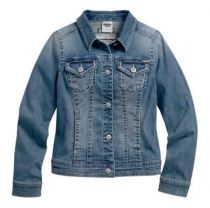Embellished Patches & Pins Denim Jacket