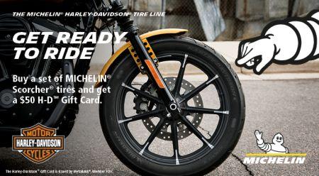 Michelin Spring Tire Promo!