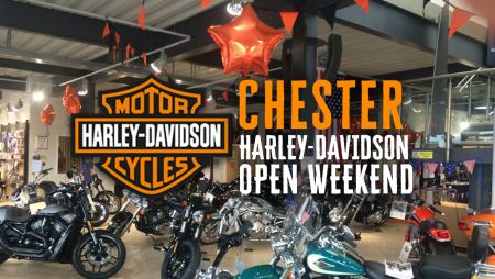 2019 Open Weekend!