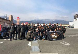 2019.03.17 春の初めの鯛丼ツーリング