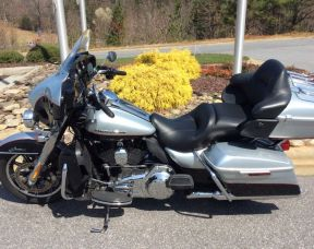 2015 Electra Glide Limited