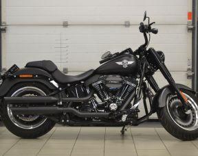 Fat Boy S Harley-Davidson