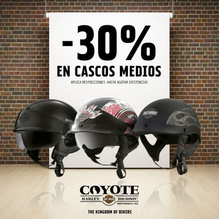 CASCOS MEDIOS PROMOCIÓN