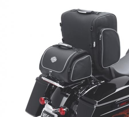 Дорожные сумки, чемоданы и рюкзаки  Harley-Davidson