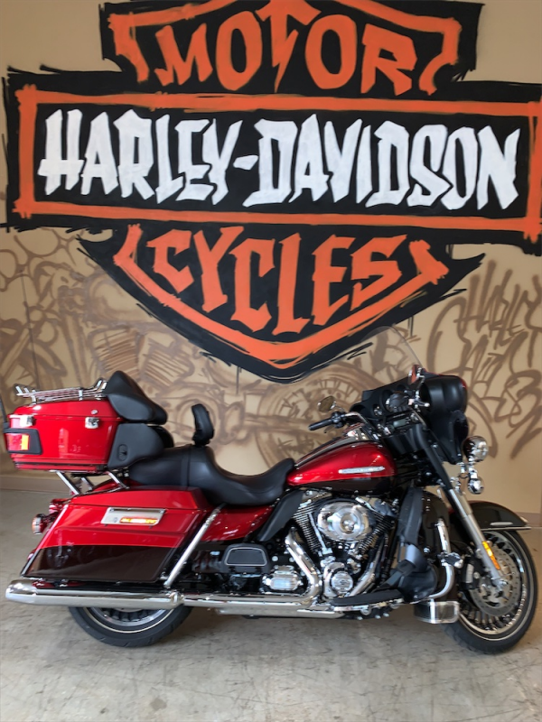 2013 HD FLHTK - Touring Electra Glide<sup>®</sup> Ultra Limited