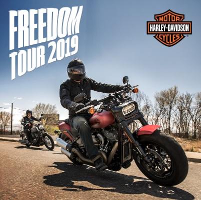 Harley on Tour 2019 - Nestville Park, Chopper Fest