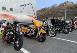 2019/03/17(日)合同サンデーツーリングin鷹島