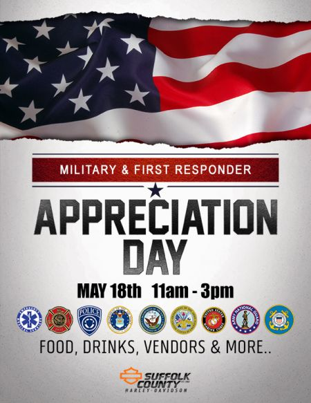 Military & First Responder Appreciation Day