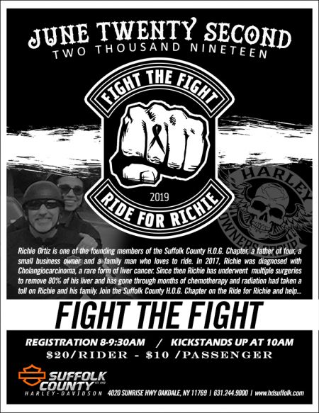 Fight the Fight: Ride for Richie