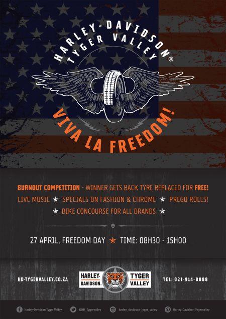 Viva La Freedom!