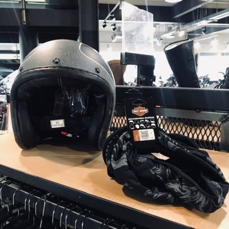 FREE NECK TUBE WITH OPEN FACE HELMETS & 10% OFF FULL FACE HELMETS