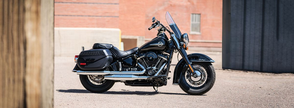 2019 HD FLHC - Softail Heritage Classic