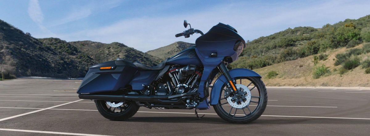 2019 Harley-Davidson FLTRXSE C.V.O.<sup>™</sup> Road Glide<sup>®</sup>