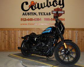 2018 Harley-Davidson XL1200NS Iron 1200<sup>™</sup>
