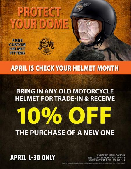Protect your DOME Motorclothes Promo