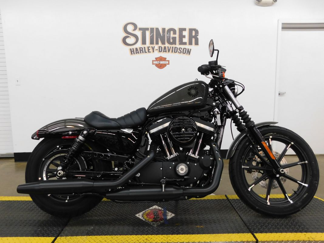 2019 Harley-Davidson Sportster XL Iron 883N