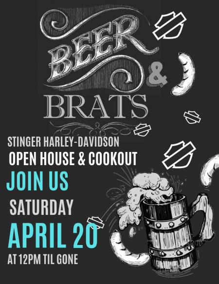Beers & Brats