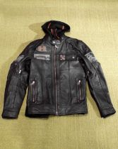 JACKET-BRIDGEPORT,3IN1,LTHR