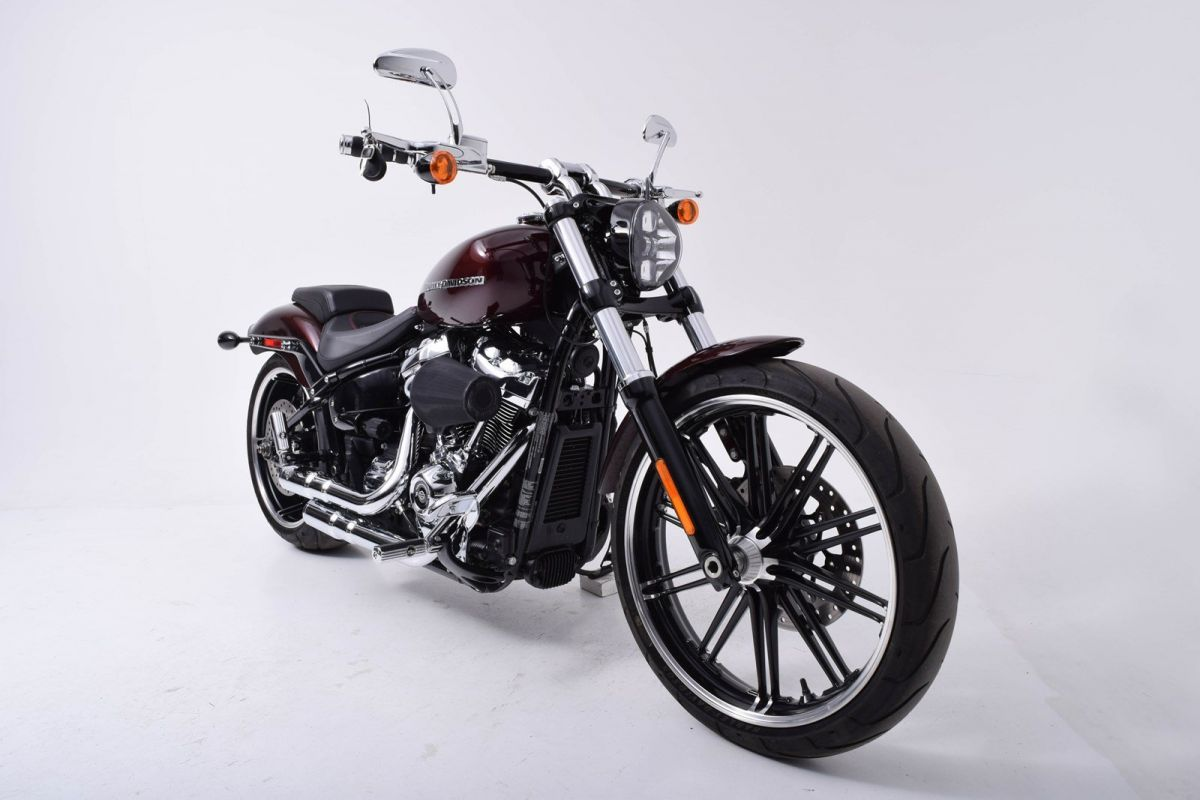 2018 HARLEY DAVIDSON FXBRS - Softail Breakout<sup>®</sup> 114