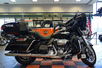 2019 Harley-Davidson Ultra Limited Shrine FLHTK