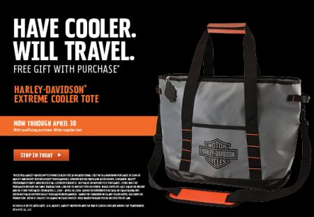 Have Cooler. Will Travel. (Spring Gift with Purchase)
