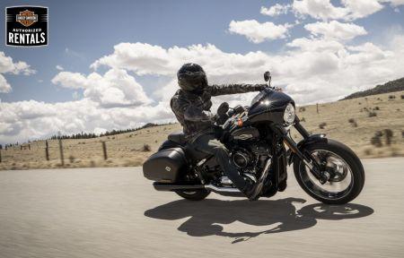 Bérelj Harley-t ősszel akciós áron!