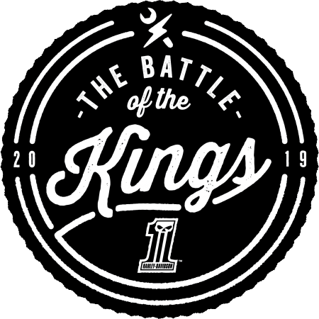 Battle of the Kings Bike Reveal!