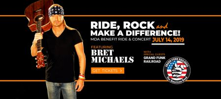 MDA RIDE AND BENEFIT