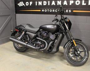 2019 XG750 Harley-Davidson Street 750