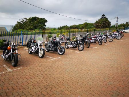 H-D® Durban's First Annual 4 Point Ride!