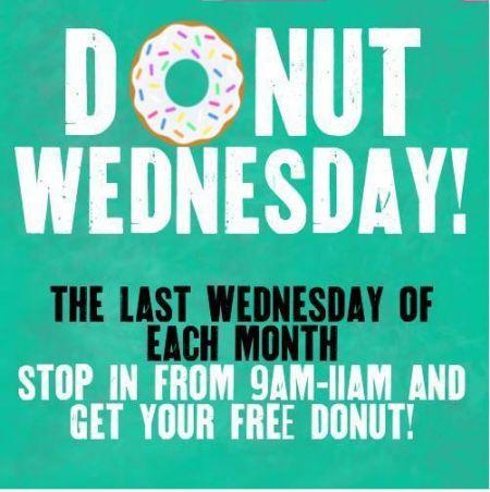 Free Donuts!