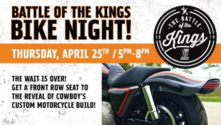 Battle of the Kings Bike Night