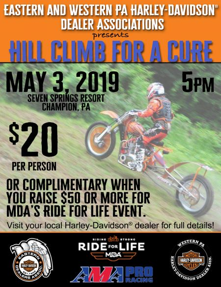 Hill Climb for a Cure