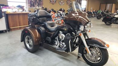 2013 HARLEY FLHTCUTG-ANV - Tri Glide Ultra Classic Anniversary Edition