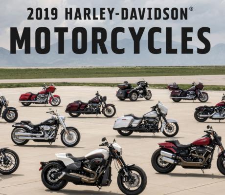 MOTOCYKLE 2019