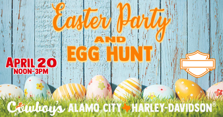 Easter Party & Egg Hunt